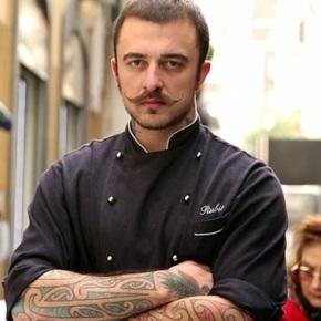 """""""Unti e Bisunti"""" con Chef Rubio. In giro per l'Italia a caccia del """"Lurido""""."""
