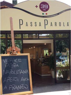 Non c'è due senza tre. Arriva anche a Prato la Pizza AVPN di Luca di Massa. (e nonsolo…)