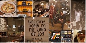 Bolognina Land of Joy. Tra Pizza, Piadina e sfoglia parte da Bologna l'avventura Food Factory di DucatiScrambler.